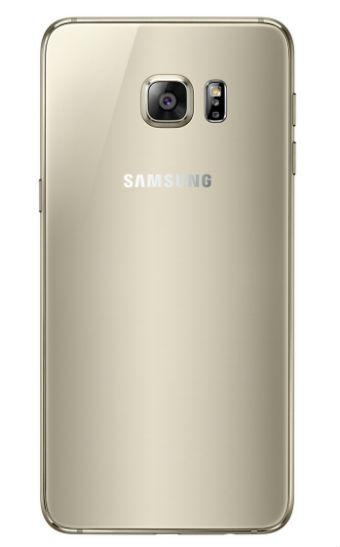 Samsung Galaxy S6 edge plus vista posterior