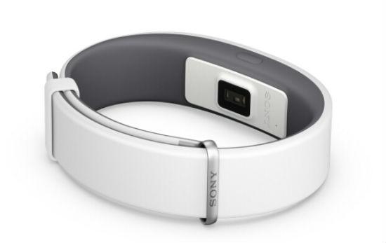 Sony SmartBanda 2 color blanco