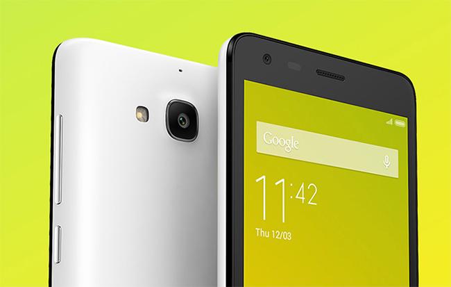 Xiaomi  Redmi 2 Prime con el doble de memoria