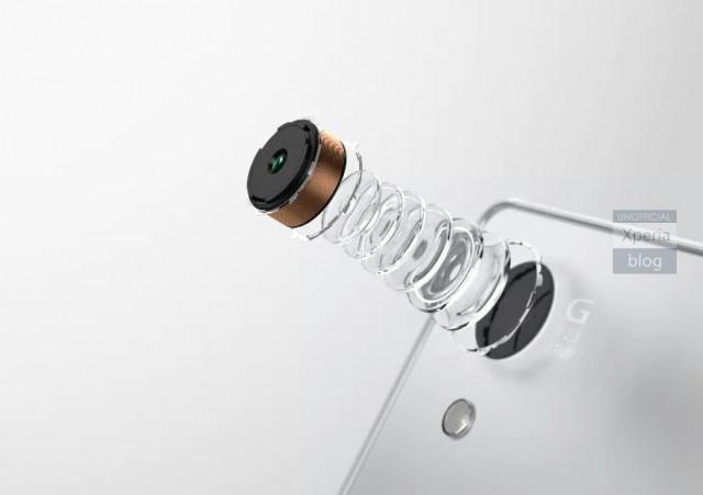 Sony Xperia Z5 con cámara de 23 MP