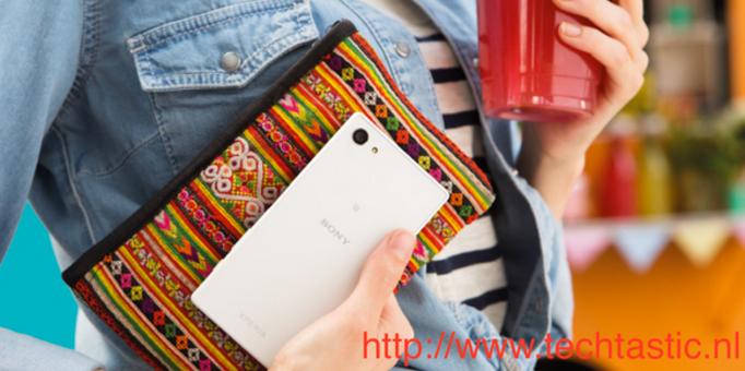 Sony Xperia Z5 Compact  imagen promocional filtrada