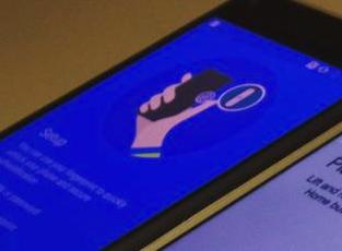 Los Sony Xperia Z5 y Z5 compact sistema de sensor de huellas