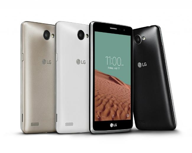 LG Bello II / LG Max en México con Telcel