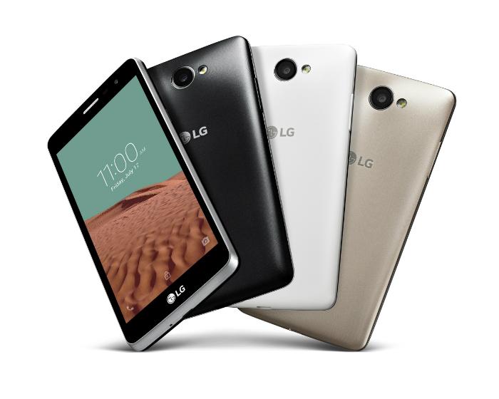 LG Bello II / LG Max en México