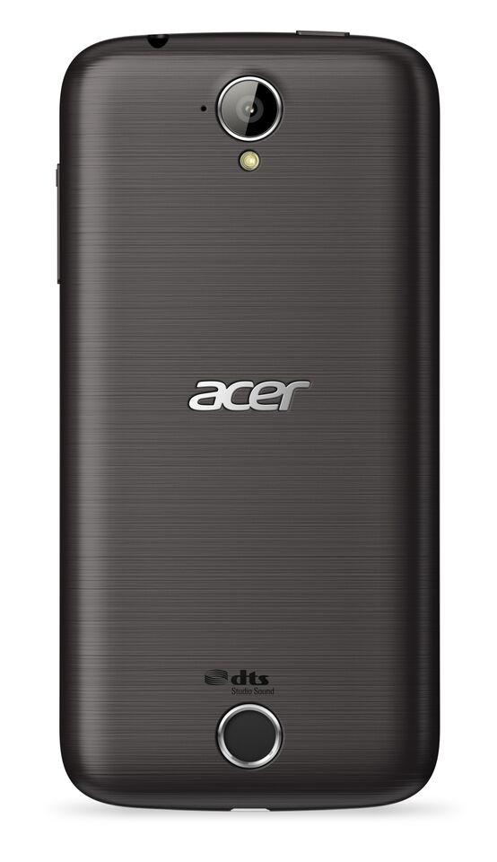 Acer Liquid Z330 vista posterior