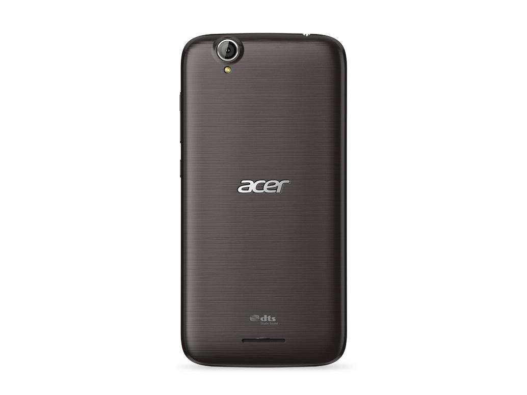 Acer Liquid Z630 vista posterior