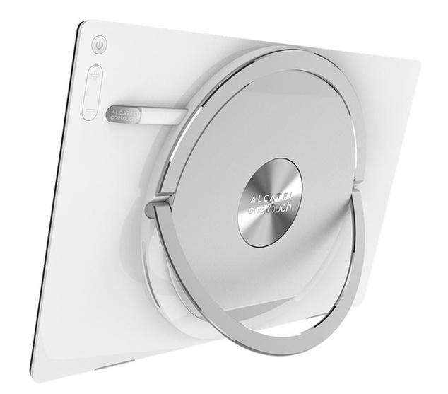 Alcatel Xess Tablet vista posterior