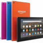 Amazon presenta tablets: Fire de 50 dólares, Fire HD y Fire Kids Edition