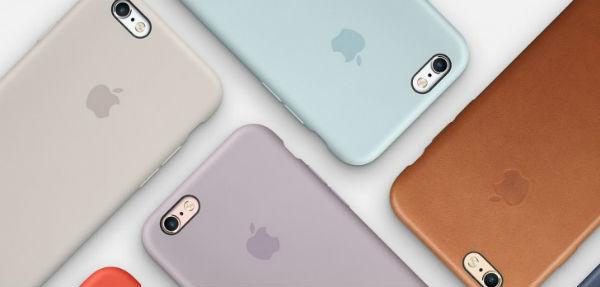 Apple iPhone 6s cubiertas