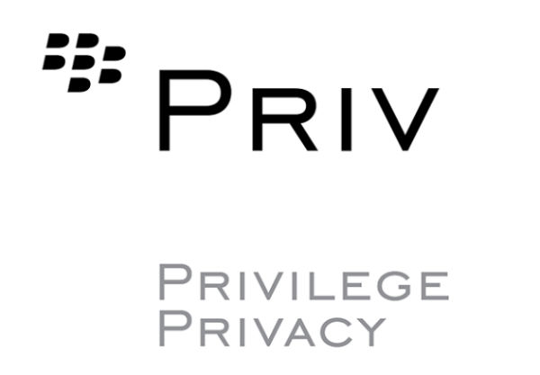 BlackBerry Priv logo