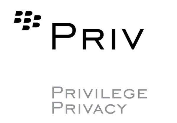 BlackBerry Priv logo