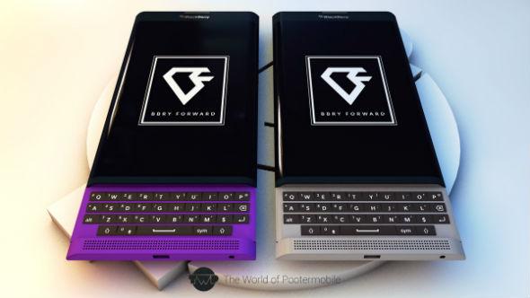 BlackBerry Venice colores