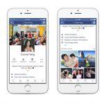 Facebook mejora los perfiles en móviles con Video foto, foto programada y más