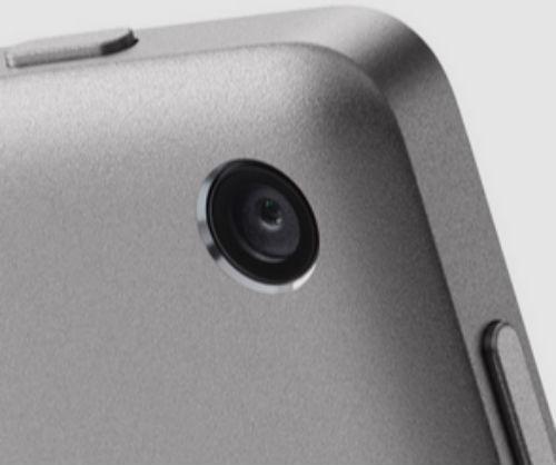 Google Pixel C cámara