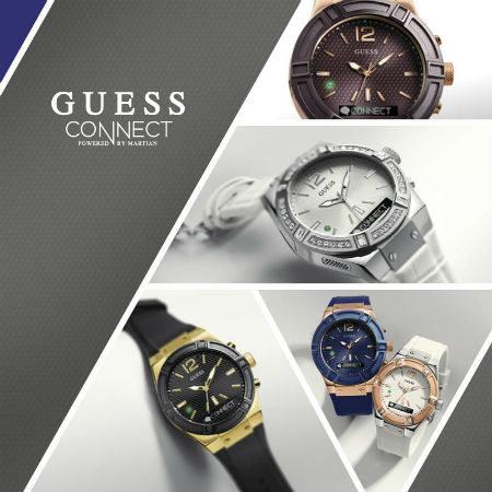 Guess Conect