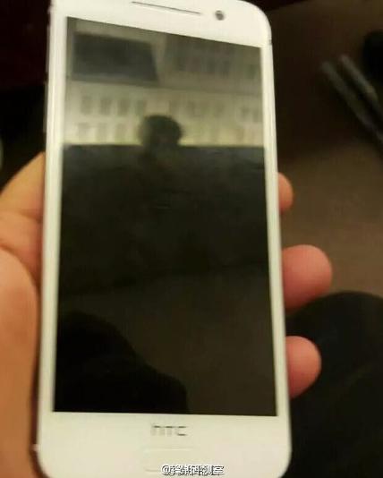 HTC A9 Aero filtración en las manos
