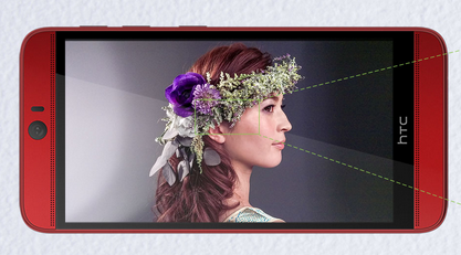 HTC Butterfly 3 pantalla