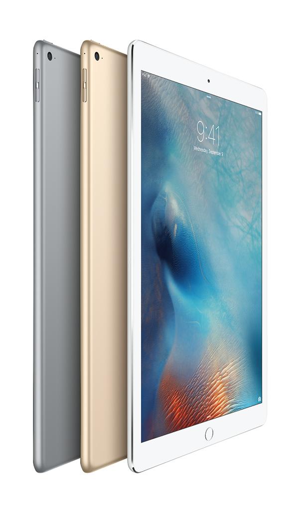 Apple iPad Pro oficial con 12.9 pulgadas