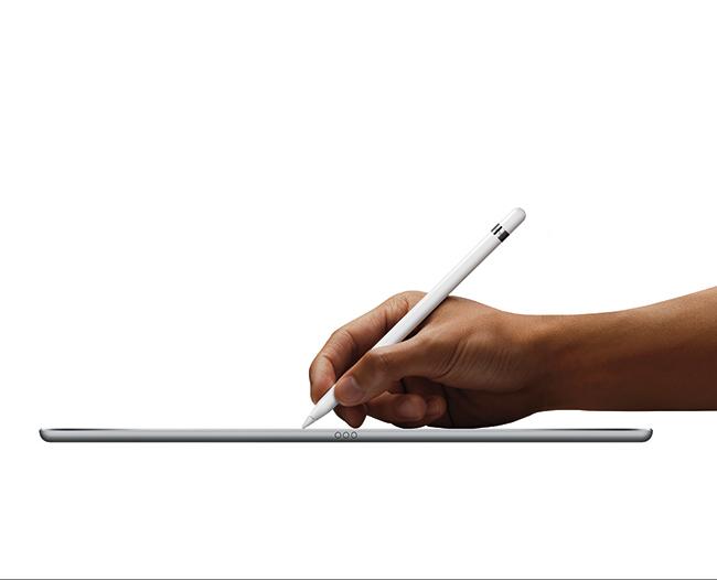 Apple iPad Pro con Apple Pencil