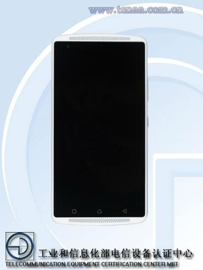 Lenovo Vibe X3 pantalla