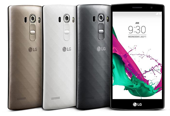 LG G4 Beat en México con Telcel colores