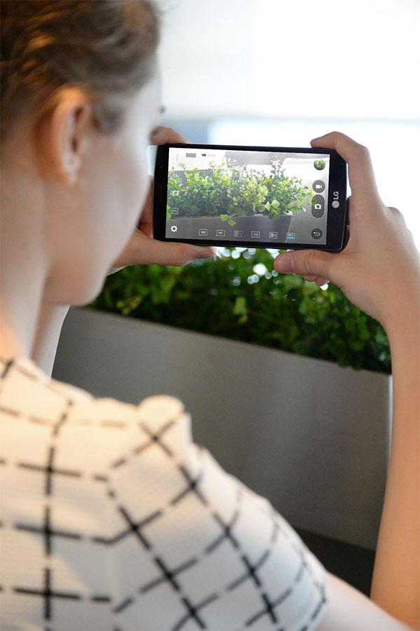 LG G4 Beat en México cámara de 13 MP