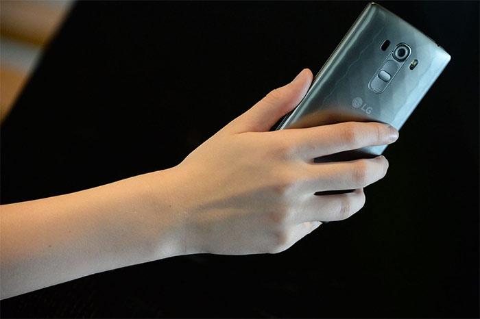 LG G4 Beat en México cámara de 13 MP posterior