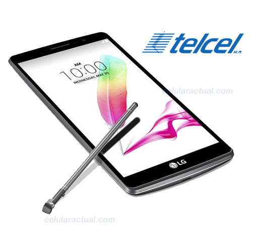 LG G4 Stylus en México con Telcel