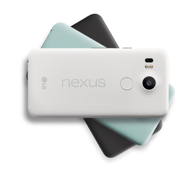 LG Nexus 5X oficial