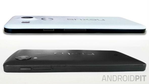 Nexus 5X comparativa