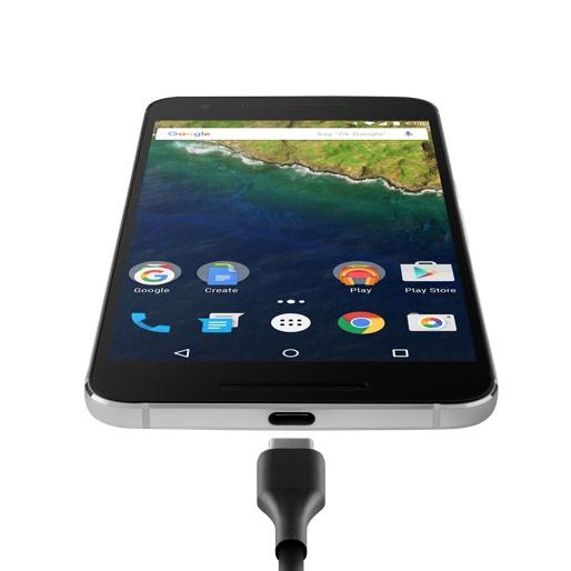 Google Nexus 6P USB Tipo C