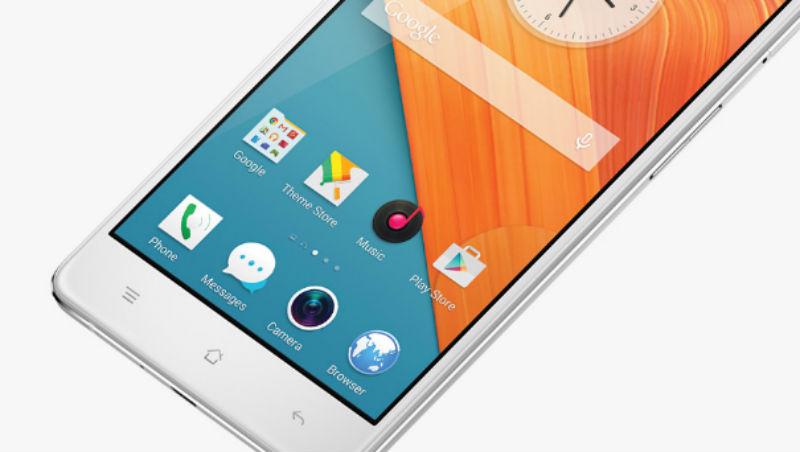 Oppo R7 Lite pantalla