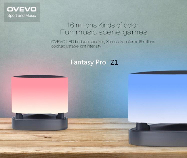 Ovevo Fantasy Pro Z1 colores LED