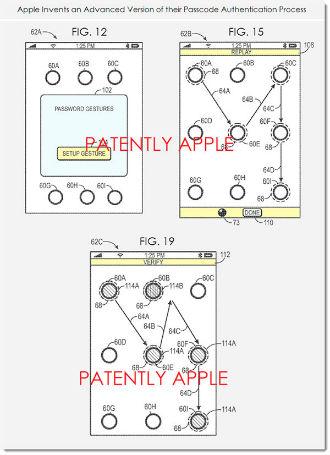 Patente Apple bloqueo