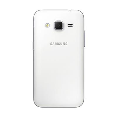 Samsung Galaxy Core Prime VE vista posterior
