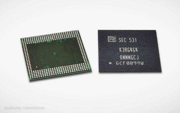 Samsung memoria RAM 6 GB