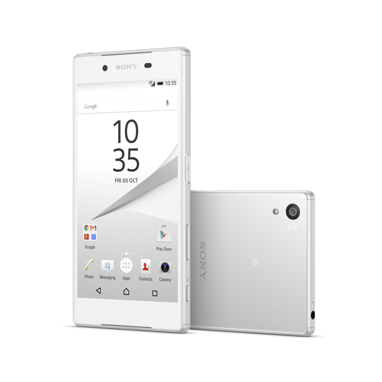 Sony Xperia Z5 pantalla