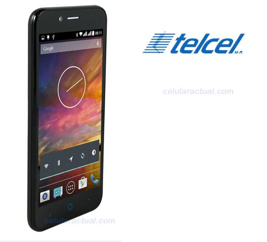 ZTE Blade A460 en México con Telcel