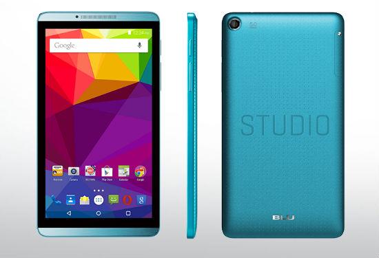 Blu Studio 7.0 II color azul