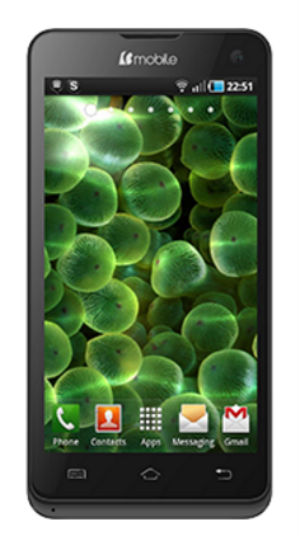 Bmobile AX570 color negro