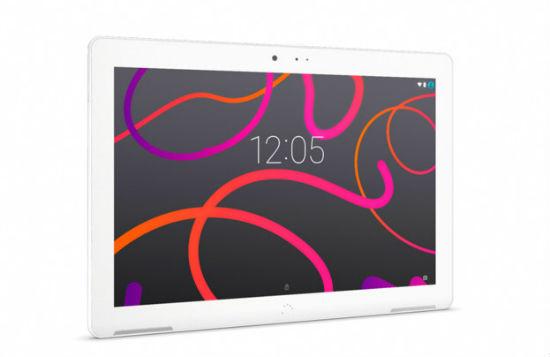 BQ Aquaris m10 pantalla