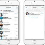 Facebook Message Requests permite recibir solicitud de mensajes