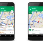 Google Maps recibe actualización, mostrando gasolineras y desvíos en rutas