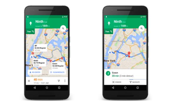 Google Maps integra navegación sin necesidad de internet