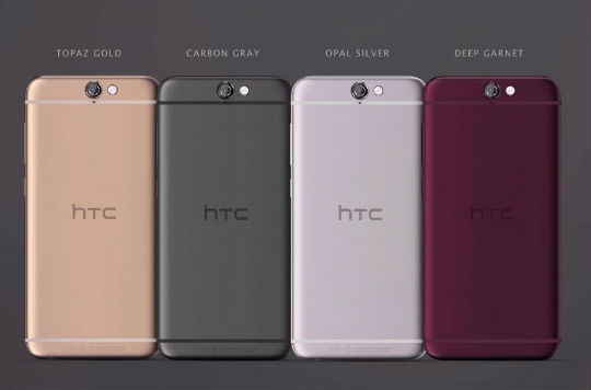 HTC One A9 colores