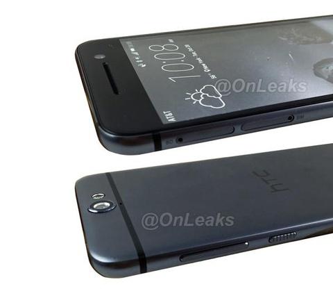 HTC One A9 diseño