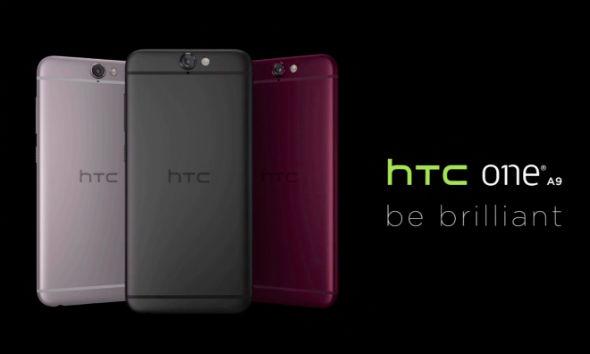 HTC llevará el diseño del A9 a nuevos insignias y serie Desire