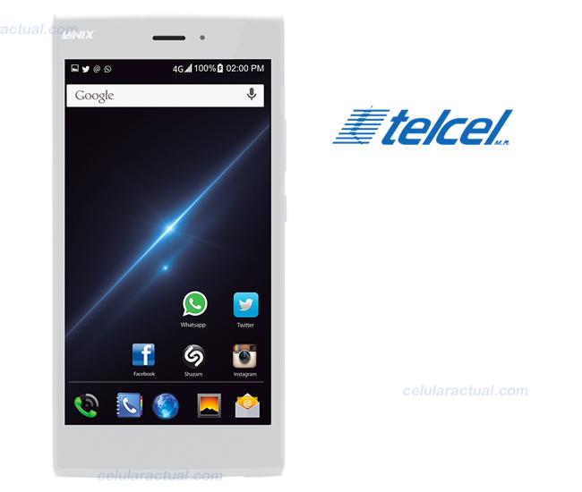 Lanix Illium L1000 phablet en México con Telcel