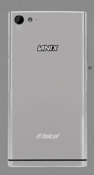 Lanix Ilium L1100 vista posterior