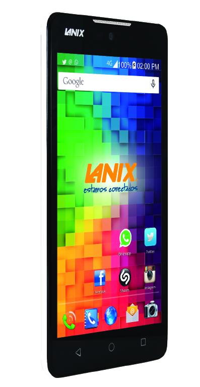 Lanix Ilium LT500 Telcel